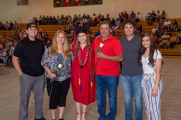 Kelsey's Graduation Hoehne 2021