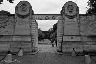 Pere La Chaise Cemetery