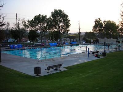 EVENING - Simi Pool!