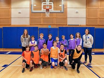 MMS Intramural Basketball Club - December 16, 2019