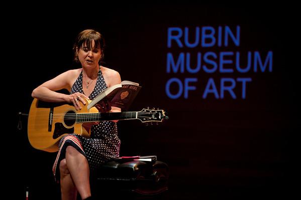 Kristin Hersh - NAKED SOUL series at the Rubin Museum of Art