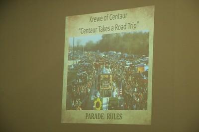 2012 - 02-11 Krewe of Centaur Mardi Gras Parade