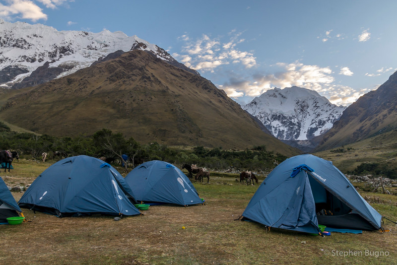 Salkantay Trek Day Two