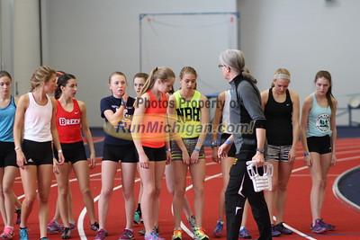 2015 MITS SVSU Girls 1600m Run