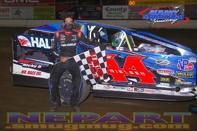 Albany-Saratoga Speedway - 6/19/20 - Mark Brown