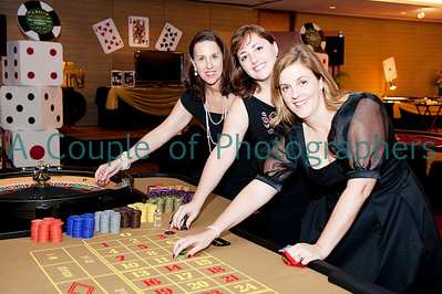Sanctuary House CasIno Night