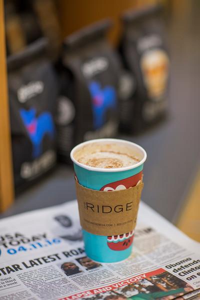 The Ridge  Coffee Bar
