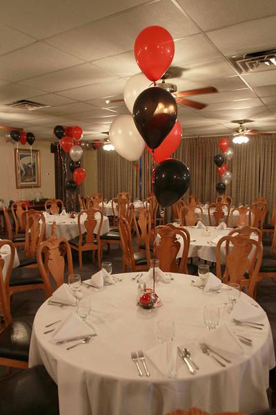 Garfields Retirement and 60th Birthday Celebration 11-30-2012
