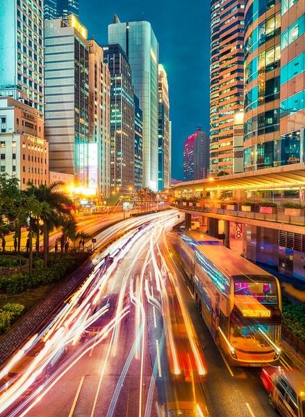 I'm 99% Sure this is Hong Kong