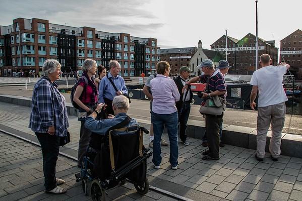 25th June 2015 Gloucester Docks