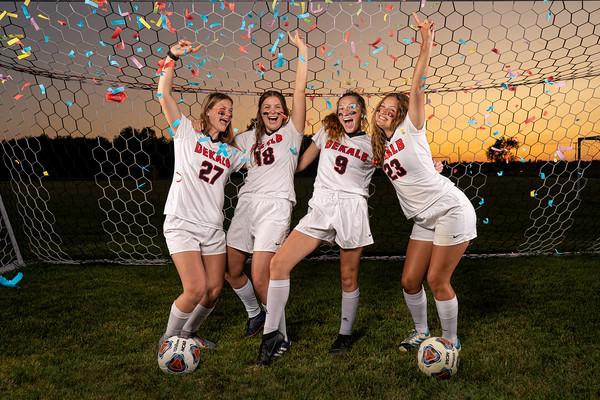 2020 Dekalb Girls Soccer