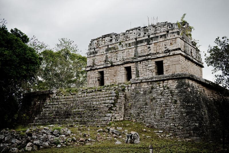 Casa Colorada, Chichén Itzá