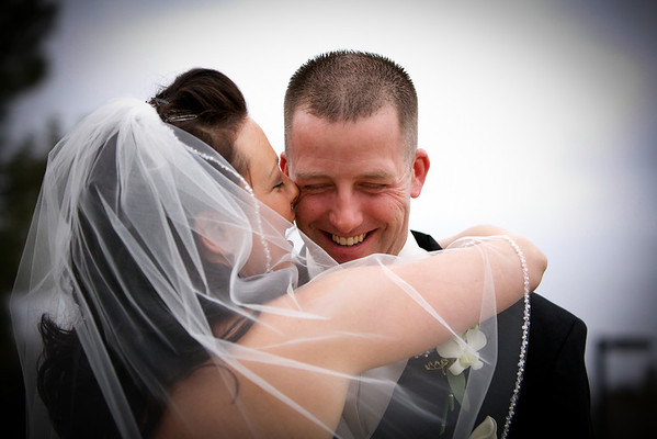 Bride and Groom Shoot