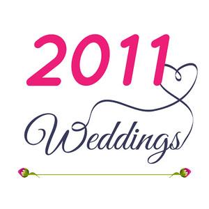 2011 Weddings