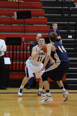 Varsity Boys Basketball vs Elkhorn South