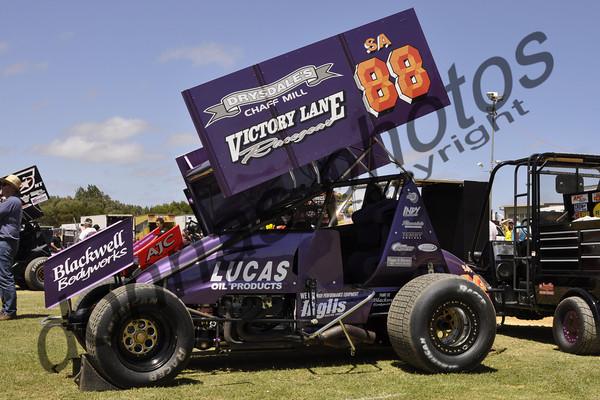 The Grand Annual Sprintcar Classic N1 21/1/12