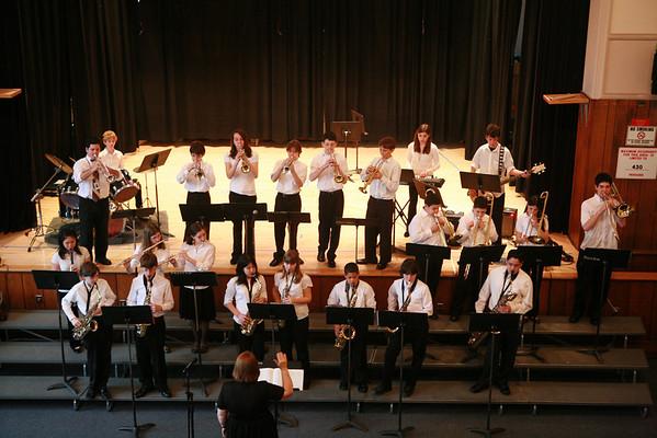 Jazz Band Grade School Tour - 2008