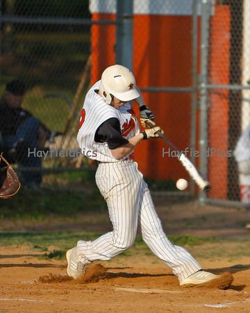 Baseball JEB Stuart 4/20/12