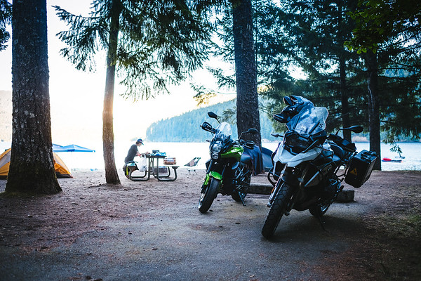 Oregon by Motorcycle