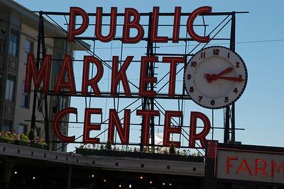 2010 06 12:  Seattle, Pikes Place, & Bainbridge