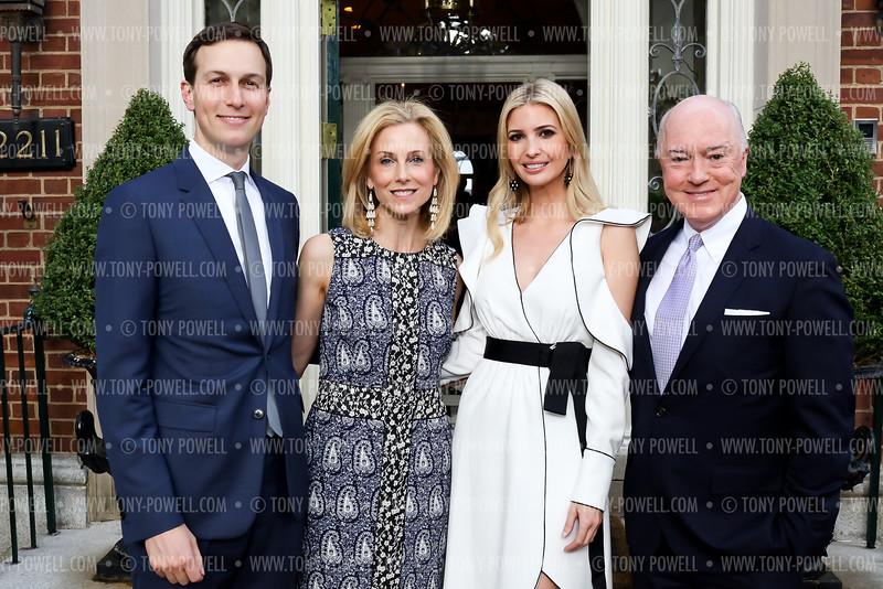 Bradley White House Correspondents Weekend Welcome Dinner