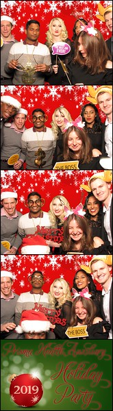 Prisma Health Auxilary Holiday Party