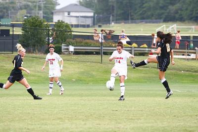 Women's Soccer: GWU Vs. Appalachain State