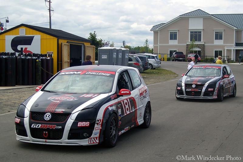 APR Motorsport Volkswagen GTI