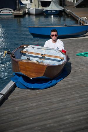 Balboa Yacht Club Portsmouth Folly Regatta 2013