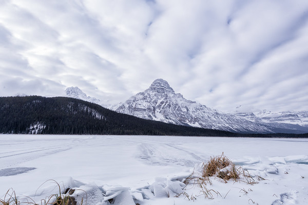 Lower Waterfowl Lake