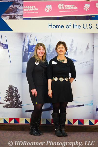 Leslie Shadle & Kimberly Caldwell
