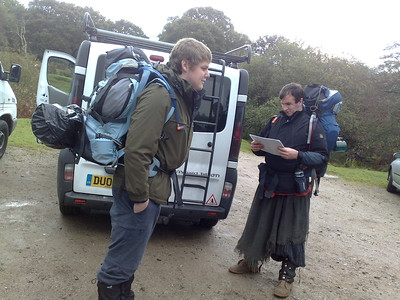 DofE Gold Practise Expedition