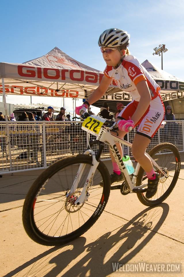 2011 Jan 23 Charlotte Mtn Mountain Bike Short Track