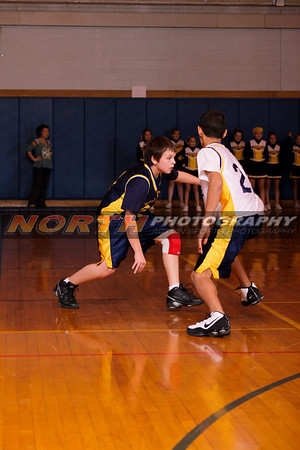 12/16/2008 (Middle) Northport vs. E. Northport