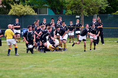 Varsity Silver Rugby vs Bishop O'Dowd