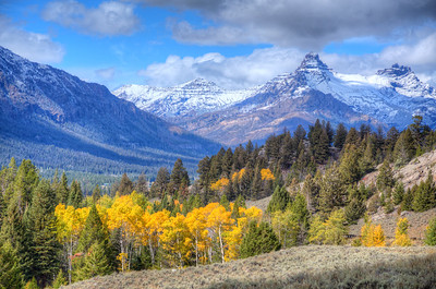 Grand Tetons & Yellowstone