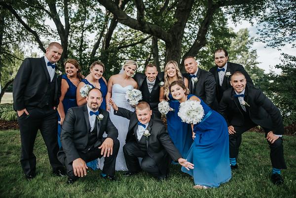 5. Bridal party