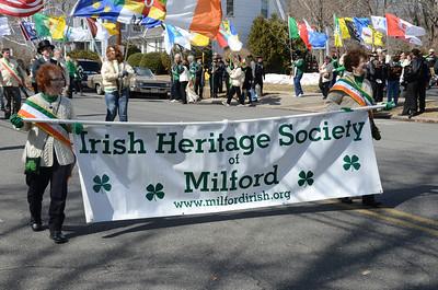 Milford Parade St. Patricks