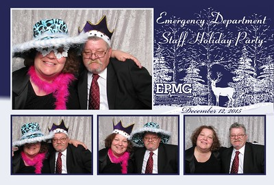 EMPG - Holiday Party 2015