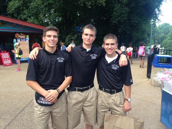 Busch Gardens Trip