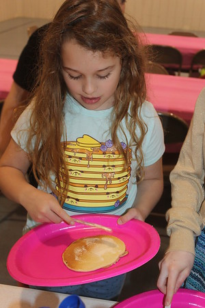 Pancakes with the Pastor - February 10, 2019