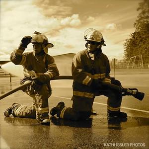 Firefighter Recruit Training, April 7, 2019