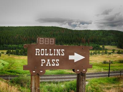 Rollins Pass, Twice