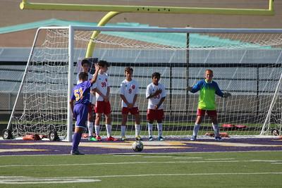 JV Soccer Vs Campbell County