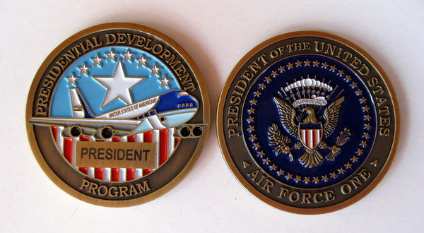 AIR FORCE ONE COINS