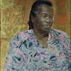 Ms. Rose<br /> by John P. Cobb<br /> Egg Tempera & Goldleaf on Panel