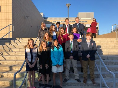 Middle and Upper School District and State Debate