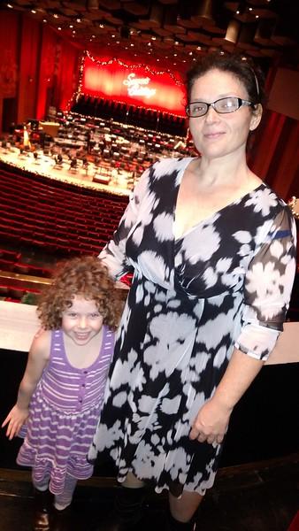 at the Houston Symphony