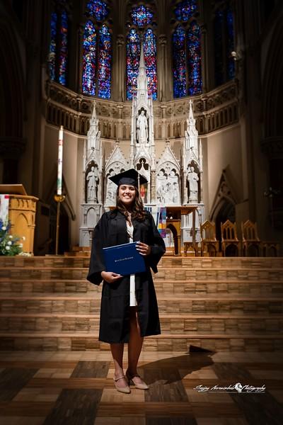 Vasantha's Graduation St Louis University 2019