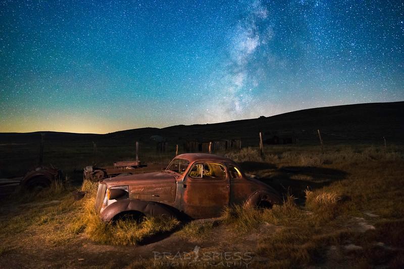 Rusty Milky Way